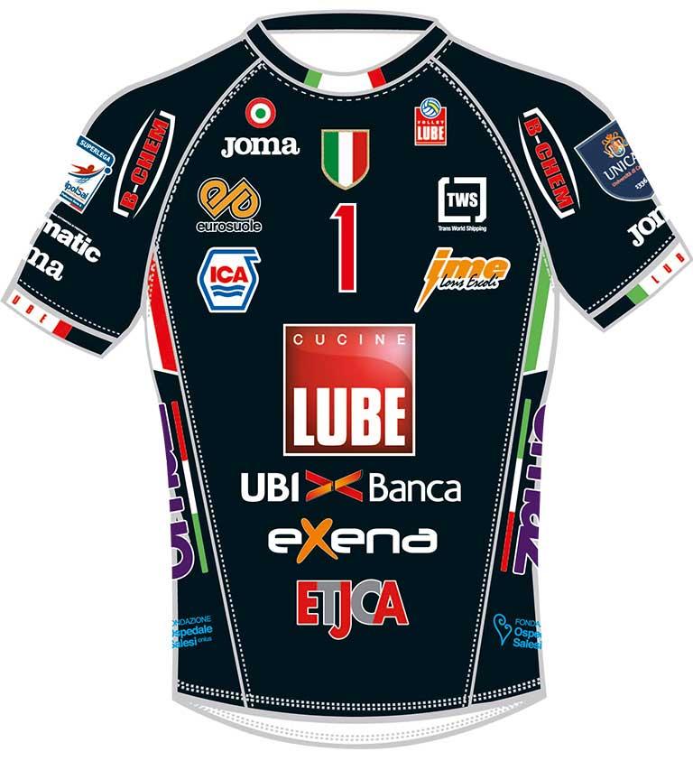 Lube volley official web site - Cucine lube civitanova ...