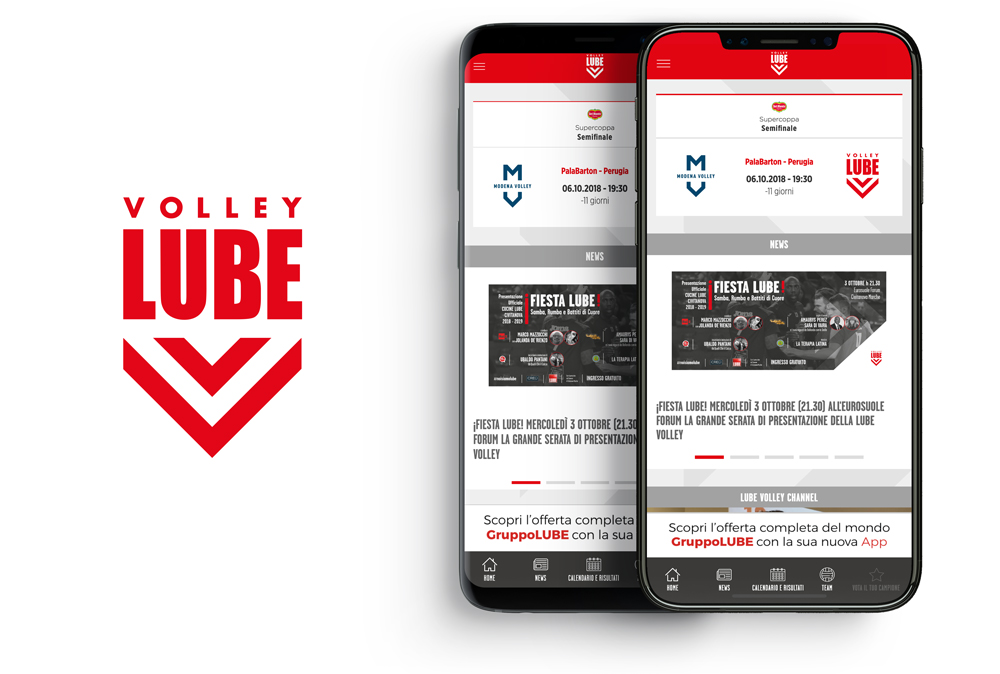 Lube Volley Calendario.App Lube Volley Lube Volley Official Web Site