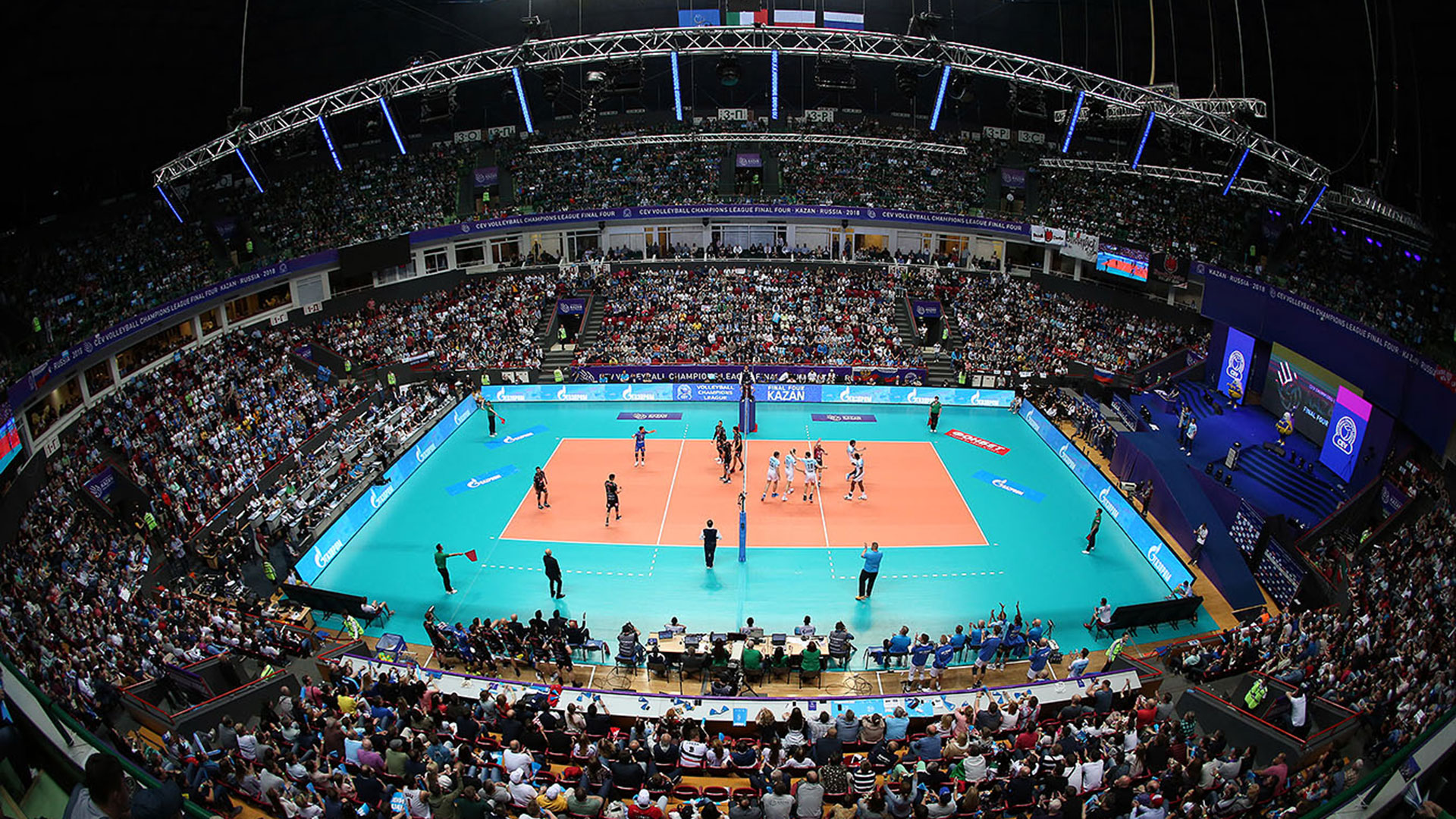 volleyball champions league 2019