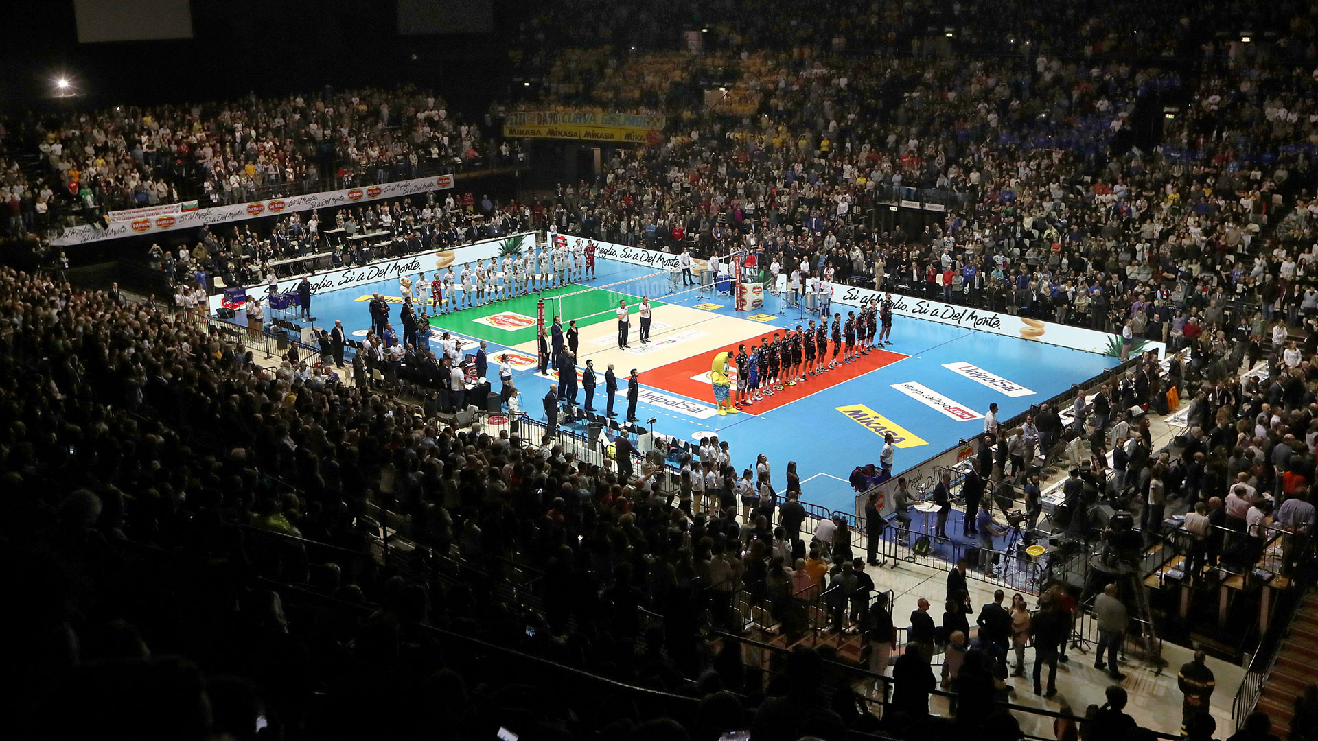 Scatta l\'operazione F4 Coppa Italia, a Bologna anche lo ...